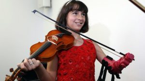 Prosthetic Arm Designed By Undergrads Lets A Virginia Girl Play The Violin