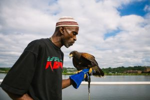 In Washington, D.C., A Program In Which Birds And People Lift Each Other Up