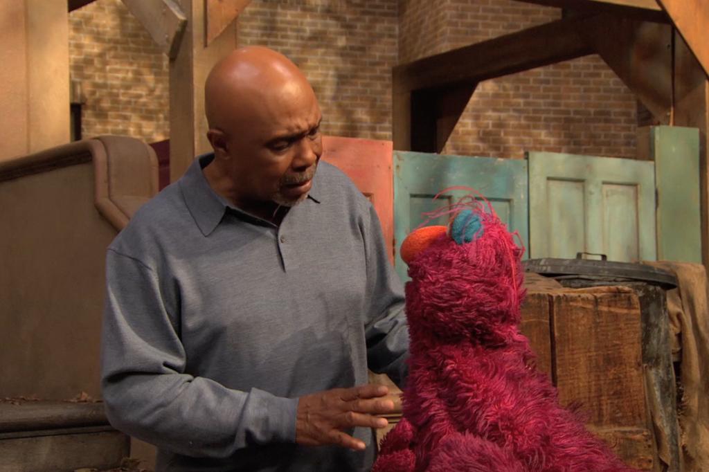 When Elmo And Big Bird Talk To Refugees