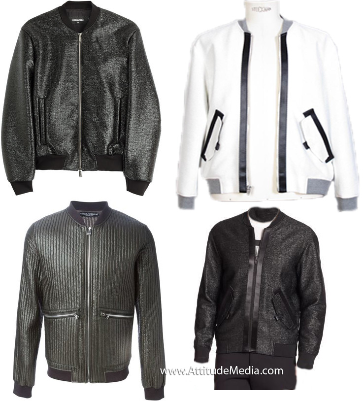 4 Cool Bomber Jackets