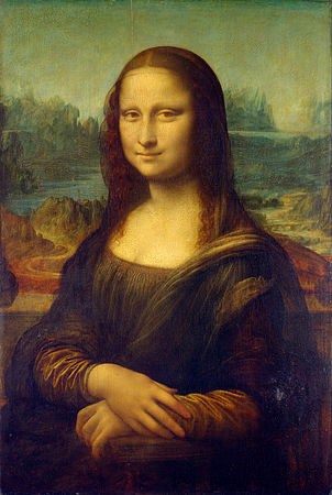 Leonardo da Vinci's The Mona Lisa
