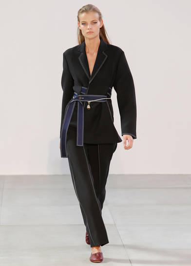 Celine Does Cool Suit for Women - Not so Easy