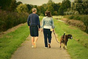 Not feeling positive? Take a walk